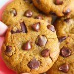 Easy pumpkin chocolate chip cookies recipe