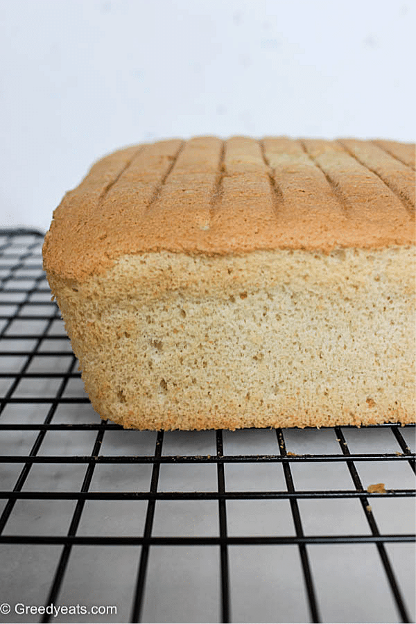 Super spongy and soft sponge cake for tres leches cake recipe. An authentic mexican dessert!